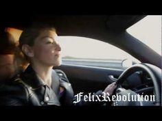 DIEGO MIRANDA FEAT. VANESSA SILVA A GUIDING A AUDI R8 (SPEED)