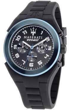 Maserati Relojes | Maserati Colección Primavera/Verano 2016!