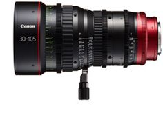 キヤノン:映画制作機器 CINEMA EOS SYSTEM|CN-E30-105mm T2.8 L S/SP