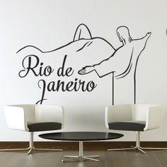 Adesivo Rio de Janeiro