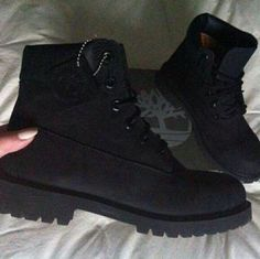 ca0b6735fe Timberland Shoes | Make Offer Black Timberlands Women'S 8m Us | Color:  Black | Size: 8