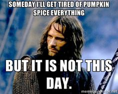 pumpkin spice meme 005 but it is not this day