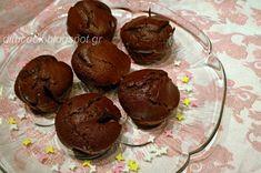 Γευστικές απολαύσεις από σπίτι: Αφράτα muffins χωρίς αυγά και γάλα