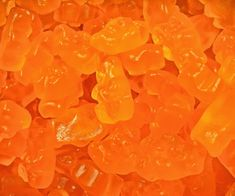 You can just taste the juicy-ness of these orange gummies Orange Aesthetic, Rainbow Aesthetic, Aesthetic Colors, Aesthetic Pictures, Aesthetic Beauty, Aesthetic Pastel, Orange You Glad, Orange Is The New, Orange Pastel