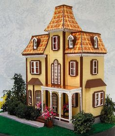 DOLLHOUSE 144 SCALE | ... and Dollhouse Miniatures at Norman's Country Creek 1:144 scale