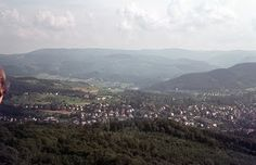 Bad Herrenalb, south of Ettlingen, this is the northern end of the Black Forest, September 2011
