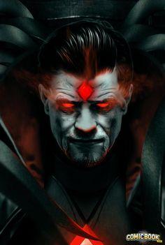 """Mr Sinister I would definitely love to see this happen Evil Villains, Marvel Villains, Marvel Movies, Marvel Comic Universe, Marvel X, Marvel Heroes, Comics Universe, X Men, Mr Sinister Marvel"