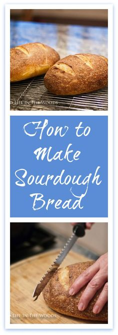 The fourth post in a series of posts on how to make sourdough bread, in which I *finally* provide the recipe for how to make sourdough bread.
