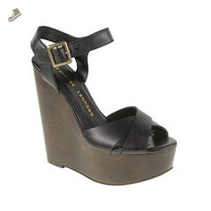 Chinese Laundry Women s Join Me Veg Leath Wedge M US. Made in China. Man  Made Sole. Heel Height  Over 5 Inch. This shoe fits true to size. c49e8fe33c