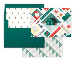 2013 Christmas Card on Behance