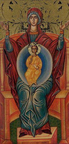 Golden Tarot of the Tsar- III - The Empress