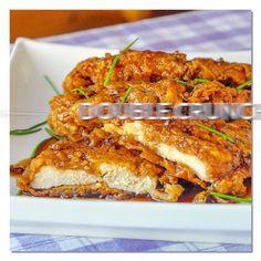 Double Crunch Honey Garlic Chicken Breasts - Photos from Rock Recipes - Rock Recipes, Meat Recipes, Chicken Recipes, Dinner Recipes, Cooking Recipes, Healthy Recipes, Shrimp Recipes, Garlic Recipes, Quiche Recipes