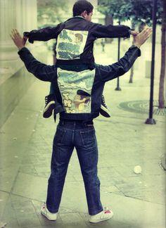 Cigarettes&Magazines.: Jamel Shabazz, photographer.
