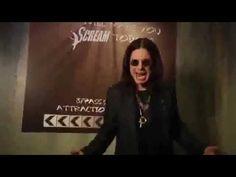 Ozzy Osbourne Scream Promo. - YouTube