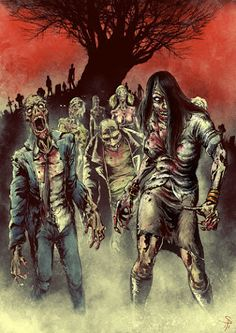Zombies and Project O.N.D. - Community - Google+