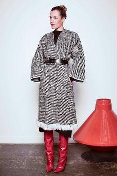 Isabel Marant | Коллекции осень-зима 2016/2017 | Нью-Йорк | VOGUE