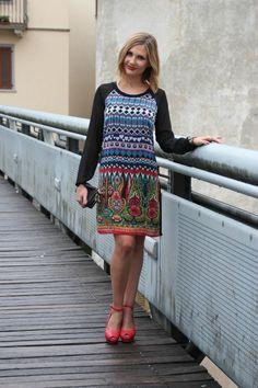Mix di stampe – Outfit Autunno 2015 #mixdistampe #mixofprints #mixandmatch #fashionblog #fall #cocoetlavieenrose