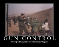 Wake up.  This is gun control at its best.  Do WE the people want this?   Didn't think so.  This won't be shown on national news.