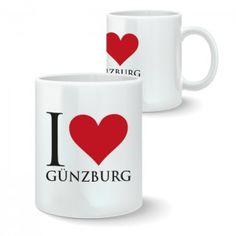 Motivtasse | I Herz Günzburg