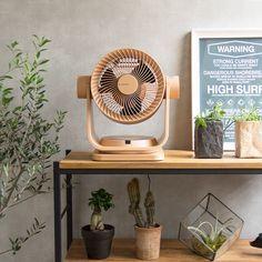 北欧雑貨やおしゃれインテリア、デザイン家電など充実の品ぞろえ!cocoaインテリア雑貨で探しているものを見つけてください。快適な日々の暮らしのお手伝い♪ Electric Fan, Wood Design, Home Appliances, Japanese Style, Product Design, Nostalgia, Environment, Fans, Simple