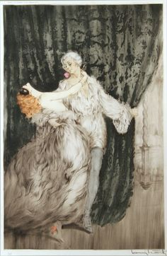 Louis Icart,  'Casanova'  1928