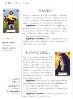 Tarot Celta, Manual, Science, Book, Words, Textbook
