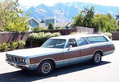 1955 chrysler station wagon | 1969 Dodge Monaco Station Wagon