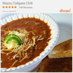 Wazzu Tailgate Chili   This five-star recipe will have you arm-deep in the spice drawer. Sooo worth it.