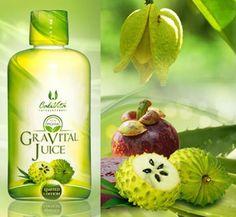 CaliVita a reușit să adune la un loc, într-o singură sticlă, patru superfructe delicioase provenite de pe culturi organice. Rezultatul este GraVital Juice, un ajutor de nădejde în lupta împotriva bacteriilor, virușilor, fungilor și infecțiilor, ce conține ingrediente care și-au dovedit efectele benefice timp de secole în medicina tradițională. Juice, Shampoo, Personal Care, Bottle, Beauty, Self Care, Personal Hygiene, Flask, Juices