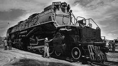 Union Pacific Is Rebuilding Its Largest Steam Locomotive