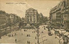 Place Debrouckère