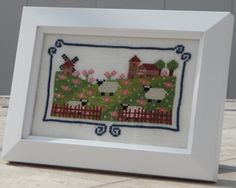 "Cross Stitch ""Seasons Of Life-Spring""    by New York Dreamer"