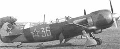 Lavochkin La-5FN.
