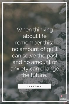 11 Inspirational Quotes to Help You Get a Hold on Anxiety Today | Project Inspired