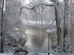 Зимы дыхание