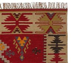 Kilim Rugs, Flat Weave Rugs & Flatwoven Rugs | Pottery Barn