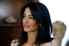 "Amal Alamuddin – who recently changed her name to Amal Clooney following her marriage – today spoke of the ""injustice"" that the Elgin Marbles have not yet been returned from Britain to Greece."