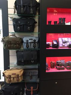 Did you know Photo Vision Lausanne in Switzerland carries Billingham! Why not pop in if you are nearby or alternatively find your nearest retailer on our website. Bag Display, Place Names, Lausanne, West Midlands, Switzerland, Retail, Pop, Website, Bags