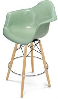 Barstool Counter Stool Dowel Armchair Modernica Bar Chair at www.Accurato.us