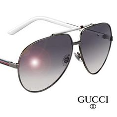 Gucci Sunglasses > Gucci Sunglasses 1933 6XL White > Gucci Sunglasses Mens Gucci Sunglasses Gucci Shades Online @ Mainline Menswear Stockists Of Gucci Sunglasses Rayban Armani Carrera Prada Sunglasses Online UK