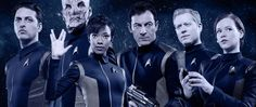 News - Chapter two of Star Trek: Discovery will kick off on Sunday, January 7, 2018, and StarTrek.com has the details...
