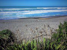 Canterbury coast, Aotearoa New Zealand © Bronwyn Angela White