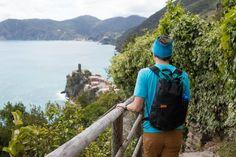 Cinque Terre Hike, Corniglia to Vernazza, The Italian Riviera #cinqueterre #travelblogger #travelItaly