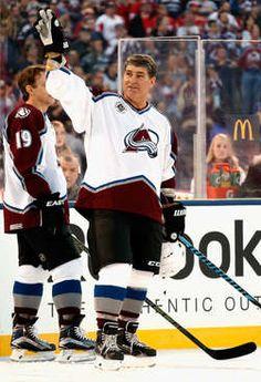 The Official Site of the Colorado Avalanche Ice Hockey Teams, Hockey Players, Sports Teams, Hockey Girls, Hockey Mom, Ranger Sport, Maple Leafs Hockey, Colorado Rapids, Nhl Games