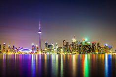 """""""Toronto Skyline"""""""