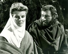 The Lion in Winter (1968) starring Peter O'Toole and Katharine Hepburn