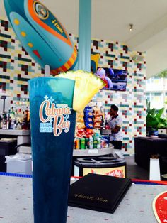 Atomic Tonic pool bar - Universal Cabana Bay Beach Resort