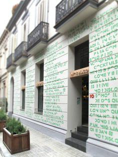 El Mordisco renace en Barcelona, de la mano de Sandra Tarruella Interioristas.