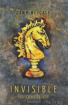 Invisible by Dawn Metcalf.....The Twixt.....amazing and beautiful romantic story about the hidden world around us