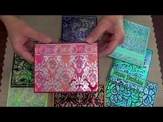 Elizabeth Craft Designs Shimmer Sheetz for Card Making, My Crafts and DIY Projects